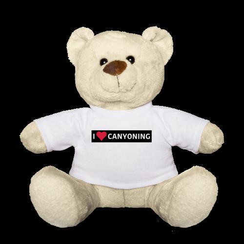 iLoveCanyoning2 - Teddy