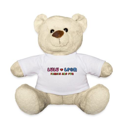 Lulu Leon Family and Fun Titel png - Teddy