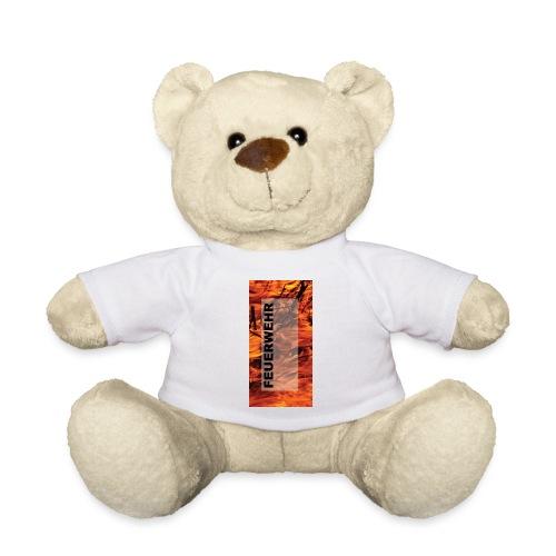 Feuerwehr Handycover - Teddy