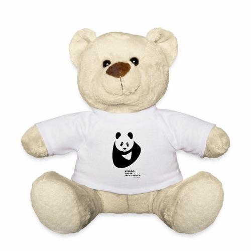 Panda from Uganda - Teddy Bear