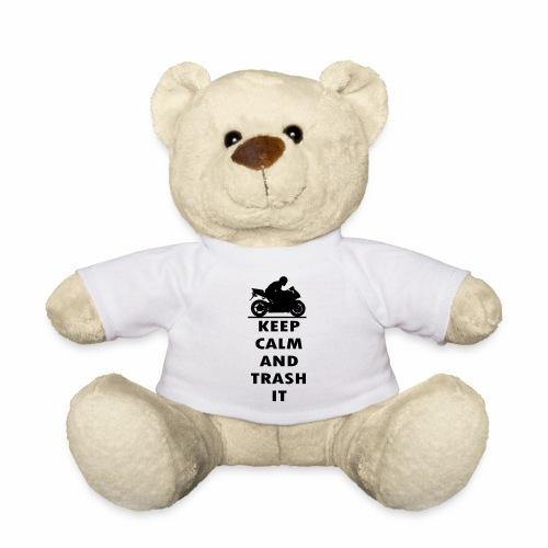 keep calm - Teddy Bear