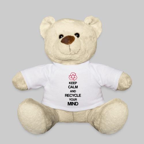 Recycle Mind - Teddy Bear