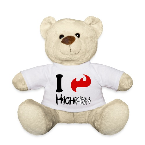 ixHhighfish black - Teddy