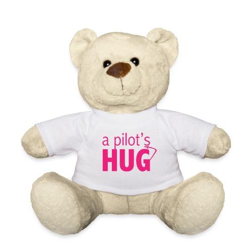 A pilot s hug - Teddy Bear