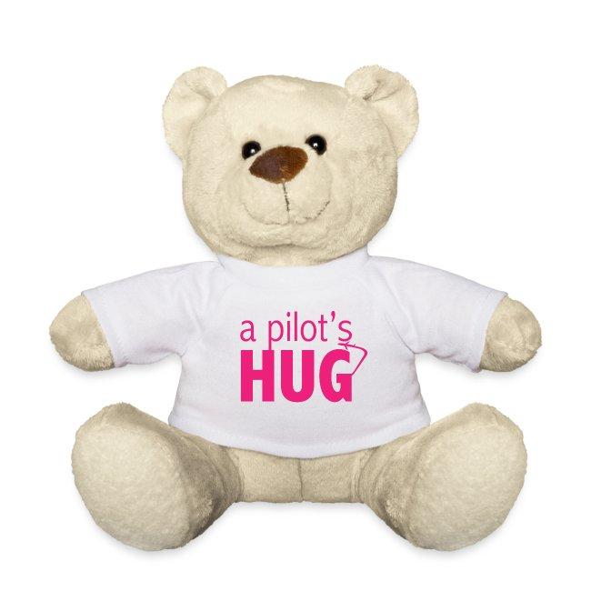 A pilot s hug