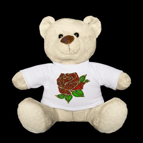 Celtic Rose - Teddy Bear