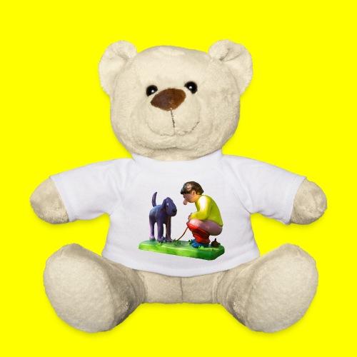 Mannetje Poep vrijstaand - Teddy