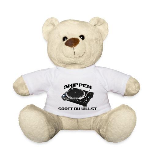 Skippen so oft du willst - Teddy