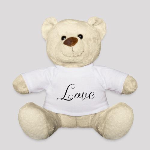 Love - Schiftzug - Teddy