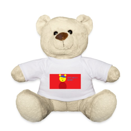 DONT KNOW IM A BEAR png - Teddy Bear