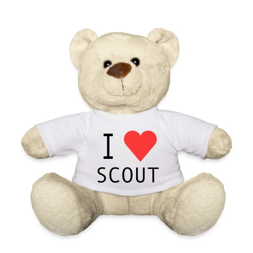 I love scout - Nounours