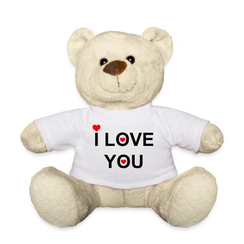 iloveyou - Teddy