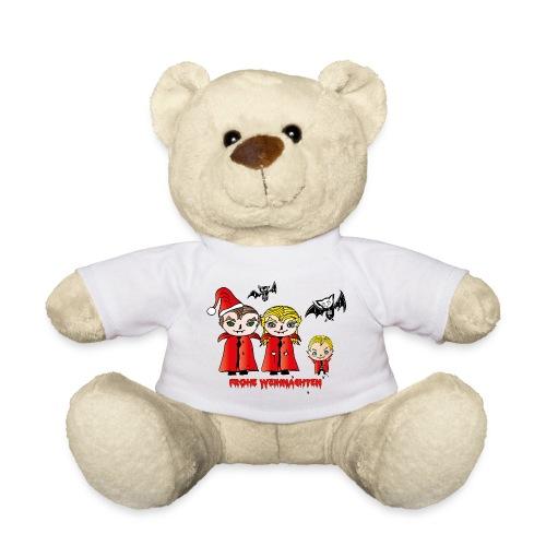 Frohe Weihnachten - Teddy