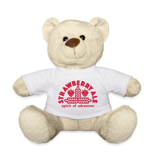 Strawberry Ale - Teddy Bear