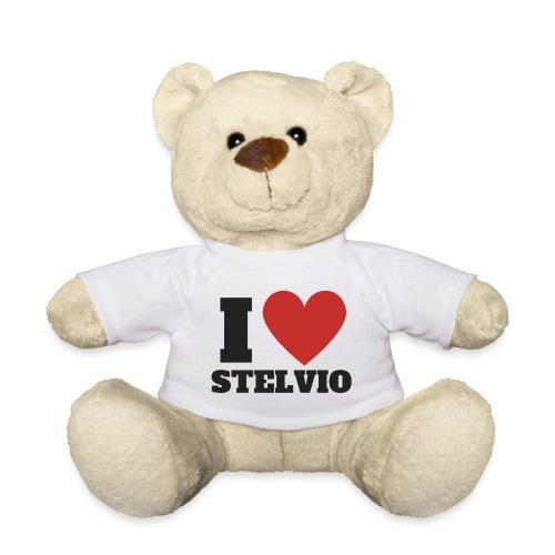Ich liebe Stelvio - Teddy