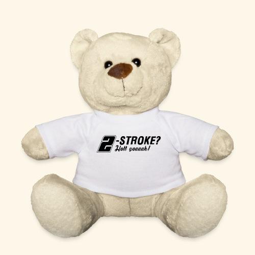 Zweitakt-Liebe 2-Takt 2-Stroke Motor - Teddy