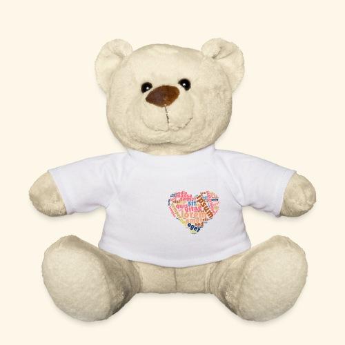 Lorem Ipsum Heart - Teddy Bear
