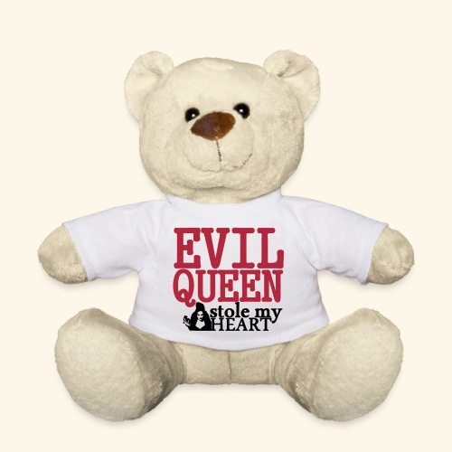 Evil Queen stole my Heart Once Upon A Time Shirts - Teddy Bear