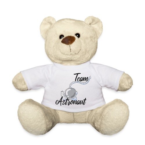 team astronaut - Teddy