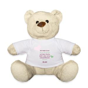 Ein wertvoller Teddy - Teddy