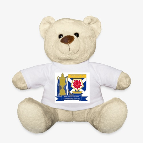 MFCSC Champions Artwork - Teddy Bear