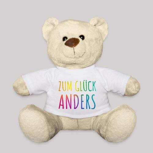 Zum Glück anders - Teddy