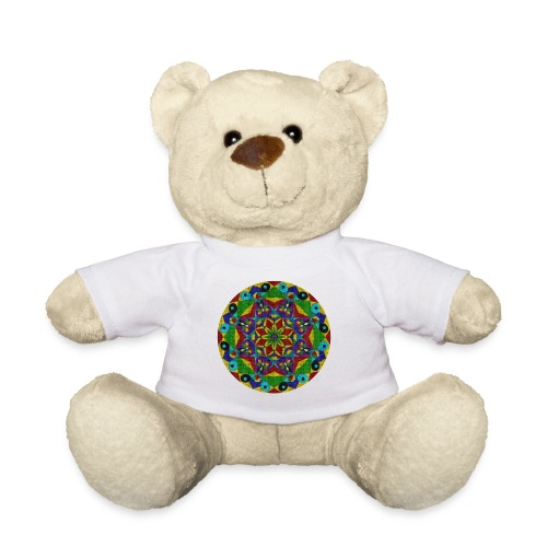 mandala 1 - Teddy Bear