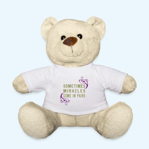 Sometimes Miracles Come In Pairs (Klassiek) - Teddy