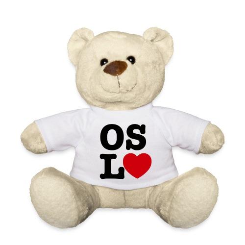 Oslove - OSL♥ - Teddybjørn