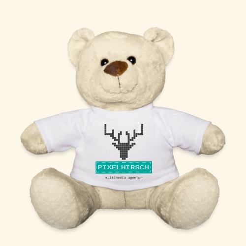 PIXELHIRSCH - Logo - Teddy