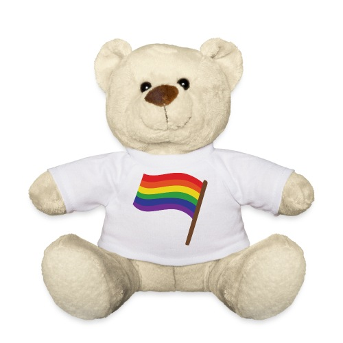Regenbogenfahne | Geschenk Idee | LGBT - Teddy