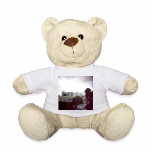 Original Artist design * Blocks - Teddy Bear