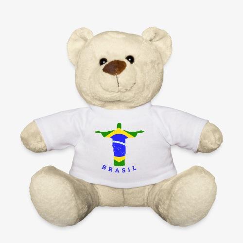 Brasil Flag Statue - Teddy