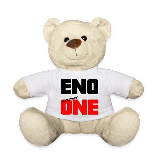 eno is number one - retro / musta - Nalle