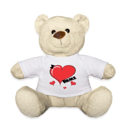 I love Remi - Teddybjørn
