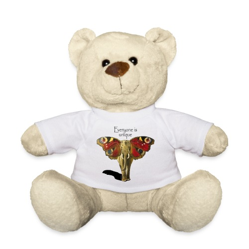 Everyone is unique – Schmettefant - Teddy