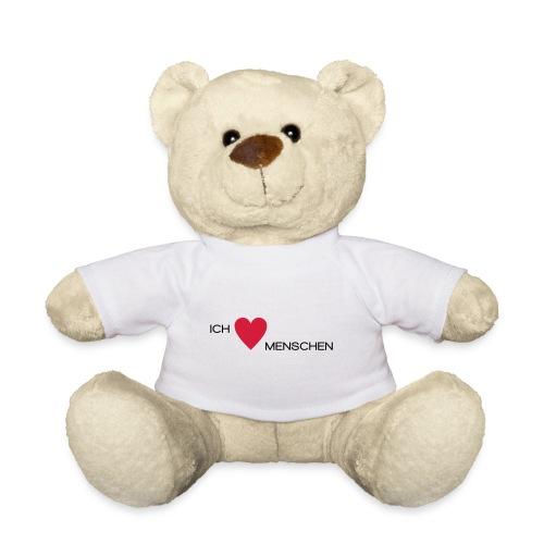 Ich liebe Menschen - Teddy