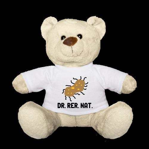 Bakterium Dr rer nat Promotion Biologe Biologie - Teddy