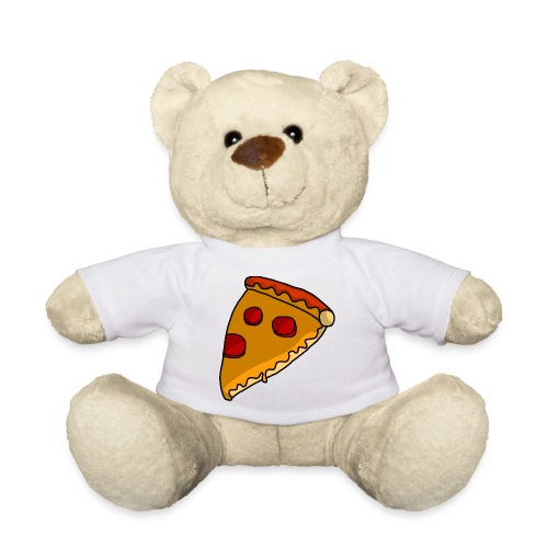 pizza - Teddybjørn
