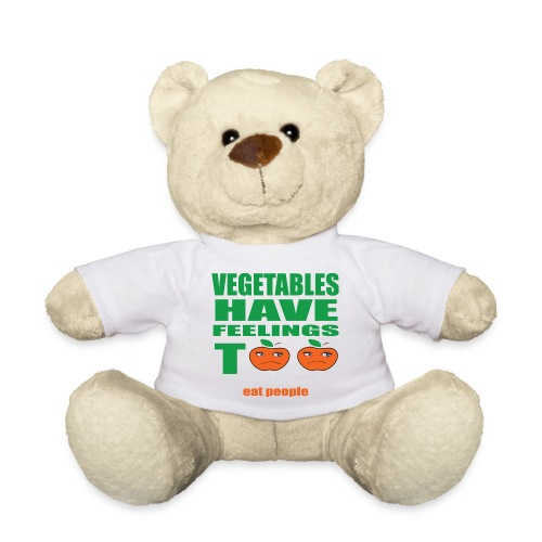 vegetables have feeilings too - Nallebjörn