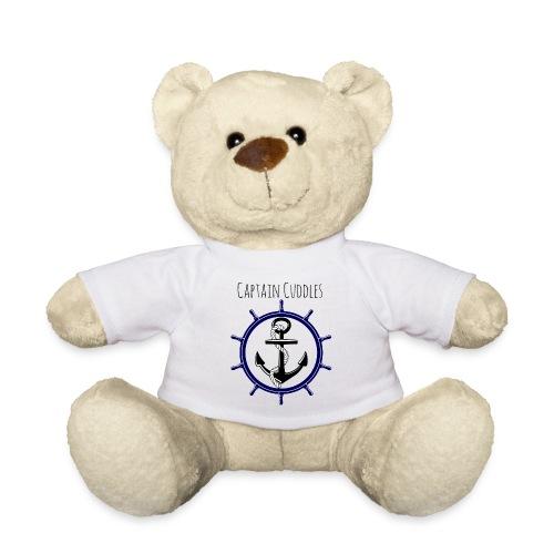 Captain Cuddles - Teddy Bear