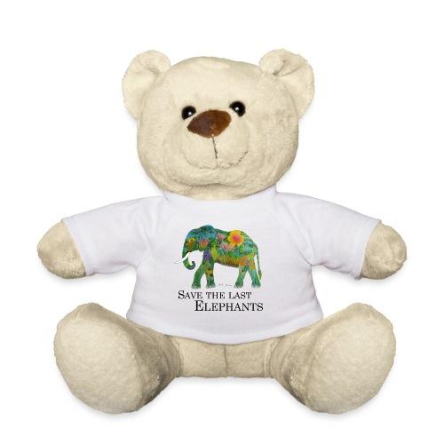 Save The Last Elephants - Teddy