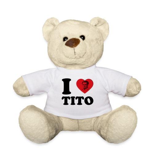 I LOVE TITO - Teddy