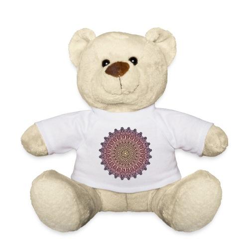 Mandala Sonnenuntergang - Teddy