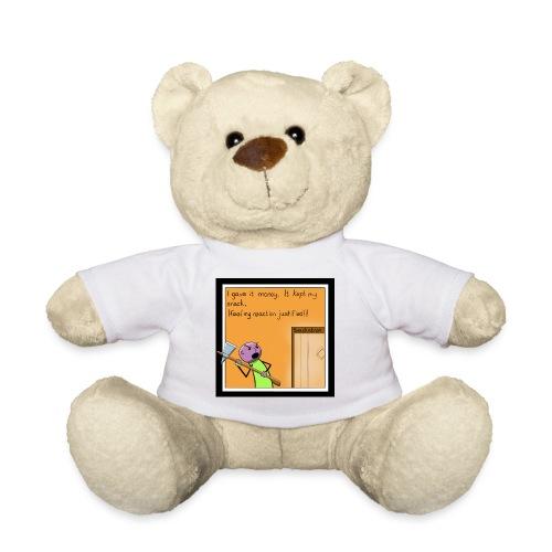Snack Attack - Teddy Bear