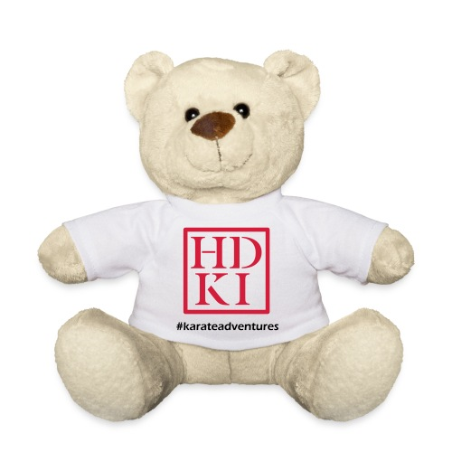 HDKI karateadventures - Teddy Bear