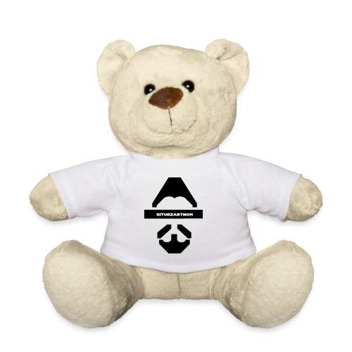 Biturzartmon Logo schwarz glatt - Teddy