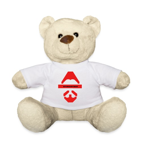 Biturzartmon Logo rot glatt - Teddy