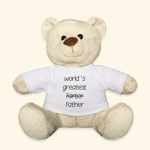 World's greatest Father - Teddy