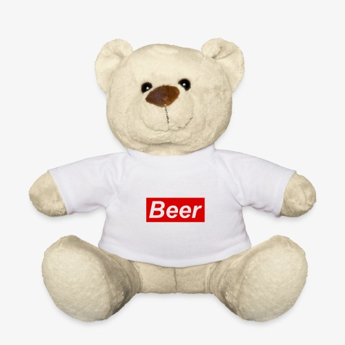 Beer. Red limited edition - Teddy
